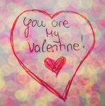 You Are My Valentine by LadyCrosspatch