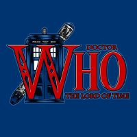The Legend of Who - Shirt Design by sugarpoultry