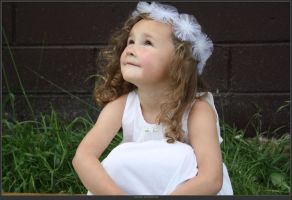 Child Stock - Miss M 55 by shelldevil