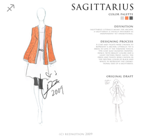 Sagittarius - 12 Horoscopes C. by rednotion