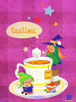 TeaTime by jingster