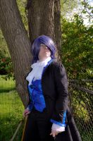 My homemade Ciel cosplay 1 by superjacqui