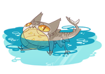 JAWS THEME PLAYS by Sweet-n-treat
