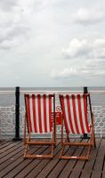 Deck Chairs - Stock by Sassy-Stock