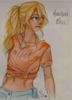 Annabeth Chase by flaflame