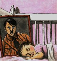 Bunking With the Fuhrer by Keith-McGuckin