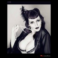 pinup II by jkdimagery