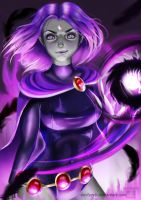 Raven. by Emi-images