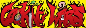 COOKING WARS: Official Logo by ToxicToothpick