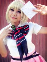 AoNEx: Shiemi by lead-and-imagination