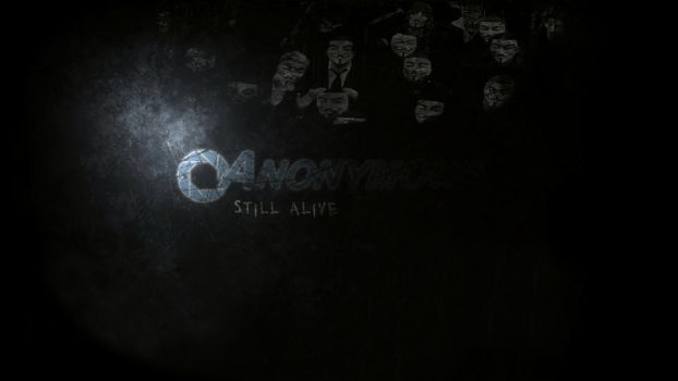 Anonymous - Wallpaper Pack by Quadraro