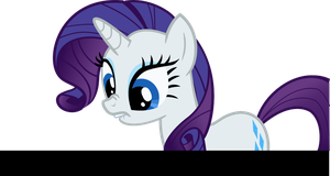Rarity DAT FLANK face by Archonitianicsmasher