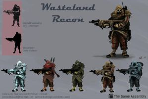 Wasteland Recon by borkum