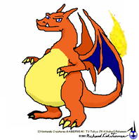 Charizard by NightCrestComics