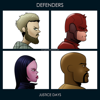 Defenders Justice Days by gran-jefe
