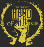 THE PIXELATED Hand Of Truth by yukikingofmango