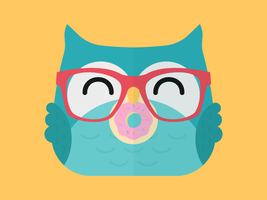 Owl have a donut please by apparate