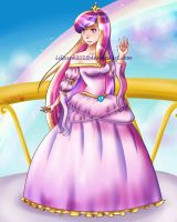 Princess Cadence by lilYumi-chan