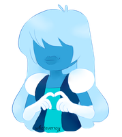 +Sapphire+ by Spooksthetic