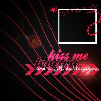 textura kiss and love me by wakeuptothebluesky