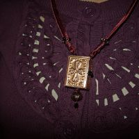 Magic in a Box-Catholic Amulet by PaperTales