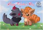 Pokemon Valentine by Veemonsito