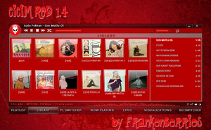 cicim RED 1.4 Preview by FrankenBerries