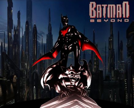 Batman Beyond wallpaper by SWFan1977