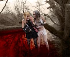 Left 4 Death Note: Misa meets the Witch by SovietMentality