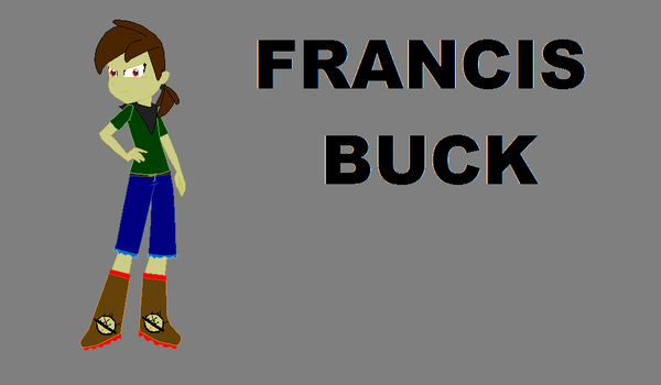 Francis Buck by timelordderpy