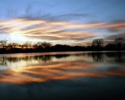 Sunset Lake 149131 by StockProject1