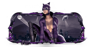 Catwoman by Luciano246BR