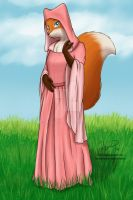 Maid Marian Colored by wdeleon