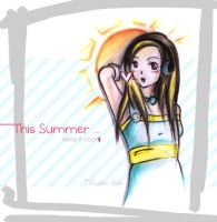 Miss Sunshine by aternity by 100ThemesChallenge