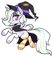 Sweet Witch Auction-Closed by fluttershysocks