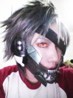 Raiden's Mask by Cosplay4FunUltimate