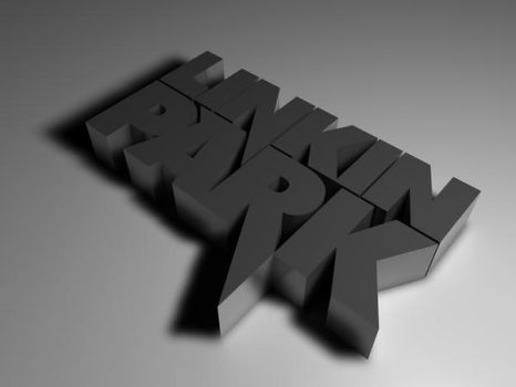 Linkin Park New Logo by aNdre-W
