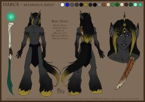 Commission 38- Darce reference by Horus-Goddess