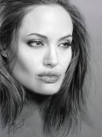 angelinaJolie by XagroS
