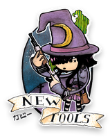 New Tools by Kabiscube