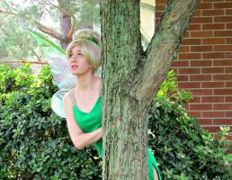 Curious Tink by AriadneEvans