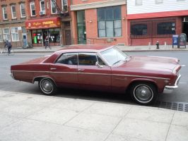 1966 Chevrolet Impala!! by Brooklyn47