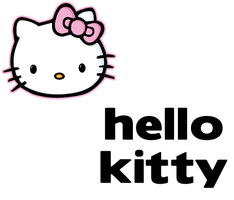Hello Kitty incomplete by furiousfelinefuries