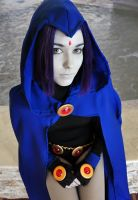 Teen Titans: Raven by Kaira27