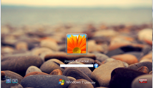 Pebbles Windows Theme by jawzf