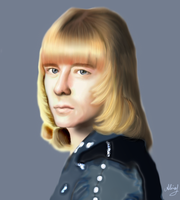 The Godfather of Glam Rock by DiruLiCiouS