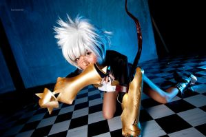BlazBlue - Bullet 3 by KuroSeirei