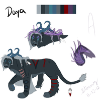 Daya Ref by Darkblaze3