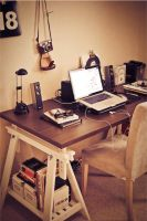 Desk by Adiago