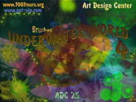 ADC-Brushes 25-Underwater 4 by 4sundance